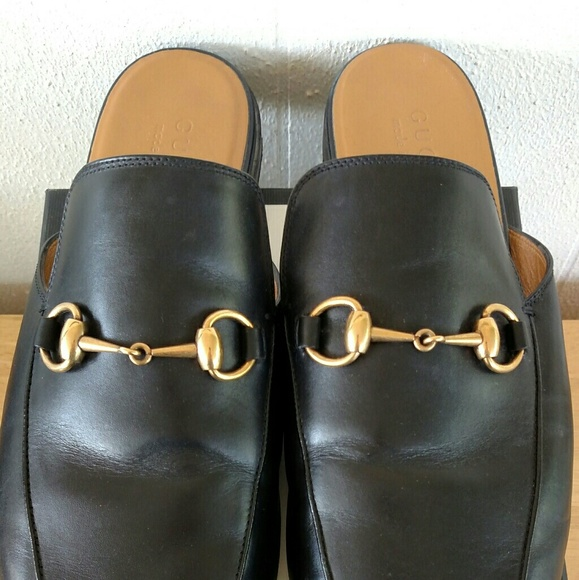 c33304077ee Gucci Other - Men s Gucci Horsebit Princetown Slippers Pre-Owned